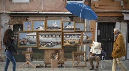 Ο Banksy έστησε… πάγκο στη Βενετία