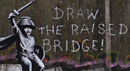 Συντήρησαν έργο του Banksy μετά από βανδαλισμό