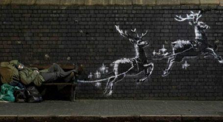 Το νέο έργο του Banksy στο Μπέρμιγχαμ (vid)