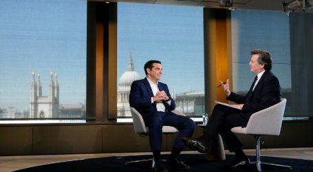 Τσίπρας στο Bloomberg: Δεν θα επιστρέψουμε στις παλιές συνήθειες (vid)