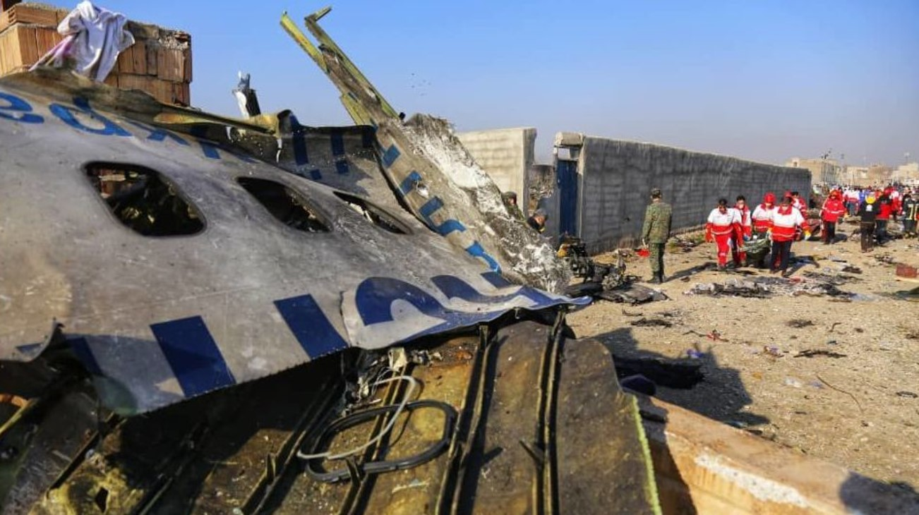 Ζαρίφ: Οι ΗΠΑ φέρουν μερίδιο ευθύνης για την τραγωδία με το ουκρανικό Boeing