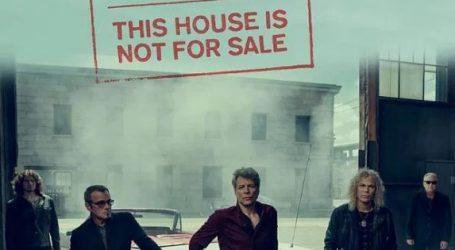 """Το """"This House Is Not For Sale"""" των Bon Jovi κατακτά την κορυφή των πωλήσεων στις ΗΠΑ"""
