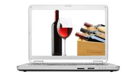 Αυξάνεται η διάθεση κρασιού μέσω διαδικτύου