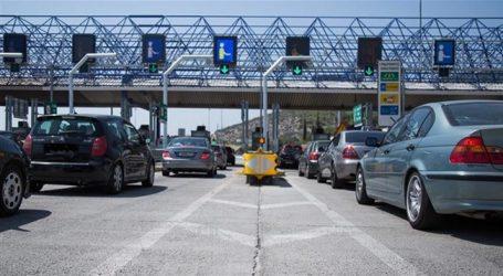 Πατείς με-πατώ σε η κίνηση στους αυτοκινητοδρόμους το Πάσχα