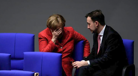 Αποχώρηση Μέρκελ ζητούν οι συντηρητικοί του CDU