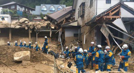 Ιαπωνία-θρήνος: 179 οι νεκροί από τις πλημμύρες και τις κατολισθήσεις που προκάλεσαν οι καταρρακτώδεις βροχοπτώσεις