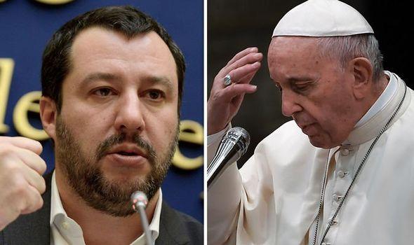 Σαλβίνι Πάπας