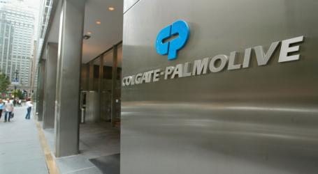 Αυξήθηκαν τα κέρδη και οι πωλήσεις της Colgate-Palmolive