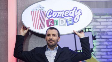 Comedy Kids: το νέο τηλεπαιχνίδι για γονείς και παιδιά με τον Γιώργο Χατζηπαύλου, σε παραγωγή COSMOTE TV