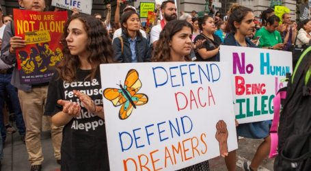 Αμερικανός δικαστής ανέστειλε προσωρινά την κατάργηση του προγράμματος DACA