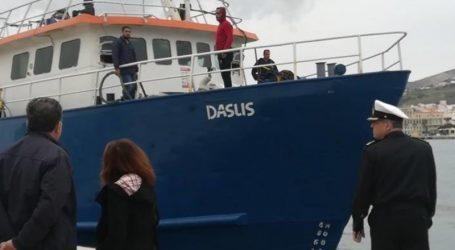 Στον εισαγγελέα το πλήρωμα του πλοίου Daslis που μετέφερε 24,5 εκατ. λαθραία τσιγάρα