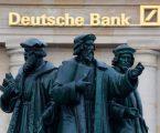 NYT: Ερευνάται η Deutsche Bank για μη συμμόρφωση στους νόμους ενάντια στο ξέπλυμα χρήματος