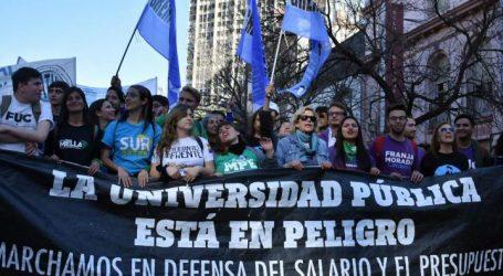 Αργεντινή: Εξεγέρθηκαν φοιτητές και καθηγητές κατά του ΔΝΤ και της δεξιάς λιτότητας που πλήττει τα πανεπιστήμια