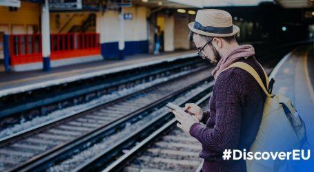 DiscoverEU: 12.000 εισιτήρια σε νέους για να ανακαλύψουν την Ευρώπη