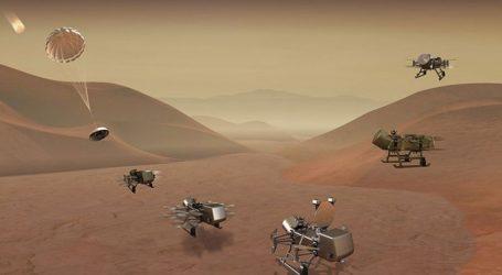 Η NASA στέλνει το Dragonfly στον Τιτάνα για εξερεύνηση (vid)