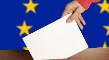 Ισοψηφούν σε πρόθεση ψήφου ΝΔ και ΣΥΡΙΖΑ σε δημοσκόπηση για τις ευρωεκλογές