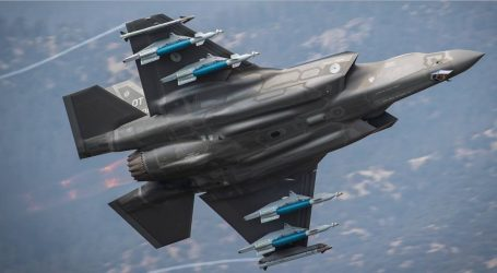 Οι ΗΠΑ συνεχίζουν να εκπαιδεύουν Τούρκους πιλότους στα F-35