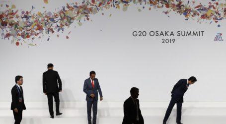 G20: Όλοι πλην ΗΠΑ, επαναβεβαιώνουν τη δέσμευσή τους για την πλήρη εφαρμογή της συμφωνίας του Παρισιού για το κλίμα