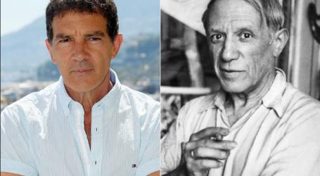 O Μπαντέρας θα ενσαρκώσει τον Πικάσο σε τηλεοπτική σειρά του National Geographic