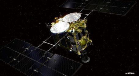 Το ιαπωνικό σκάφος Hayabusa 2 πλησιάζει τον αστεροειδή Ριούγκου