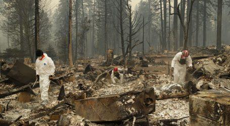 Καλιφόρνια: Ανείπωτη καταστροφή | 75 νεκροί και αγωνιώδης αναζήτηση για 1.000 αγνοούμενους | Νέφος καπνού στις πόλεις