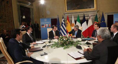 Παρέμβαση πανευρωπαϊκής εμβέλειας – Τι προβλέπει η κοινή διακήρυξη της συνόδου των χωρών του νότου της ΕΕ