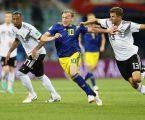Στο τελευταίο λεπτό των καθυστερήσεων νίκησε η Γερμανία | 2-1 τη Σουηδία