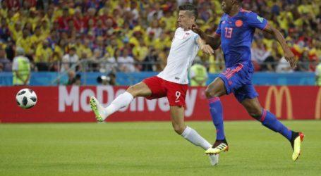Ήταν ανώτερη… η Κολομβία και επικράτησε της Πολωνίας με 3-0, η οποία αποχωρεί από τη διοργάνωση