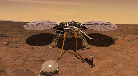 Το InSight της NASA εξερευνά το υπέδαφος του Άρη