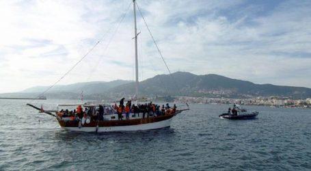 Ιστιοφόρο με πρόσφυγες και μετανάστες εντοπίστηκε σε θαλάσσια περιοχή της ανατολικής Μάνης