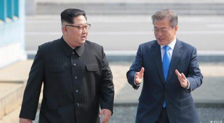 Κορεατικό: Συνομιλίες κορυφής Μουν και Κιμ