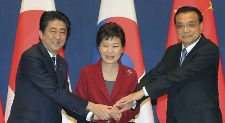 Κίνα-Ιαπωνία-Νότιος Κορέα καταλήγουν σε συμφωνίες ελεύθερων εμπορικών συναλλαγών