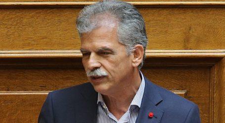 Δανέλλης: Αναφαίρετος από τον προοδευτικό πολιτικό χάρτη ο ΣΥΡΙΖΑ