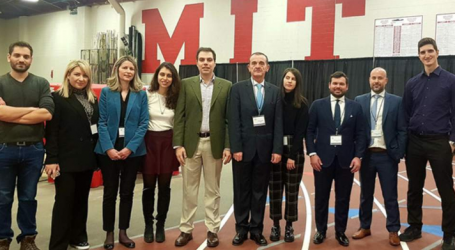 Πρώτη συμμετοχή ελληνικών εταιρειών στις ευρωπαϊκές ημέρες καριέρας του ΜΙΤ