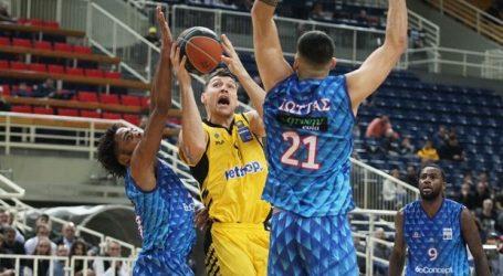 Basket League: ΑΕΚ – Χολαργός 73-63 | Κολοσσός – Άρης 61-72 | Ρέθυμνο – Προμηθέας 72-73