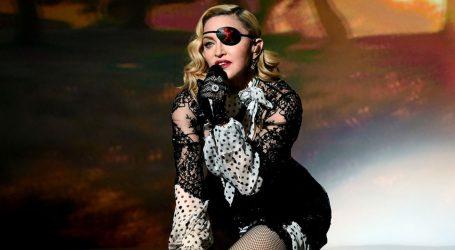 Ο Ντέξτερ Φλέτσερ θέλει να σκηνοθετήσει ταινία για τη Madonna