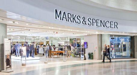 Marks & Spencer: Αυξηση κερδών προ φόρων α΄ εξαμήνου