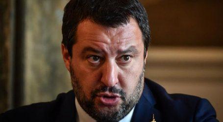 Ιταλία-ευρωεκλογές: Ο Σαλβίνι ζητεί η Λέγκα να έρθει πρώτο κόμμα σ' ολόκληρη την Ευρώπη