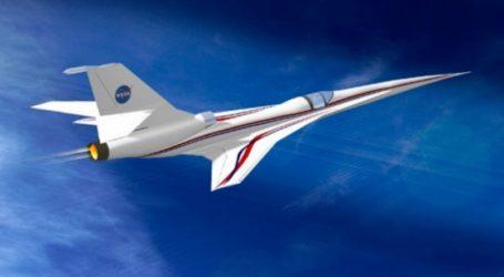 Στην κατασκευή του υπερηχητικού επιβατικού αεροσκάφους του μέλλοντος προχωρά η NASA