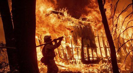 (UPD) Καλιφόρνια: Βιβλική καταστροφή από την πυρκαγιά – Τους 56 έφτασαν οι νεκροί