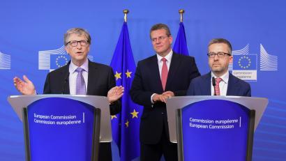 EE-Κλιματική αλλαγή: Tαμείο ύψους 100 εκατ. ευρώ για επενδύσεις στην καθαρή ενέργεια
