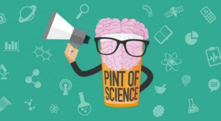Pint of Science: Επιστήμη με συνοδεία μπίρας