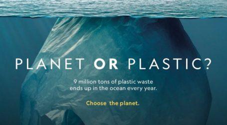 Συνεχίζει την καμπάνια «Planet or Plastic?» το National Geographic