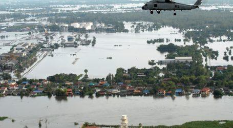 Η κλιματική αλλαγή επαπειλεί με πλημμυρικά φαινόμενα όλη την Ευρώπη