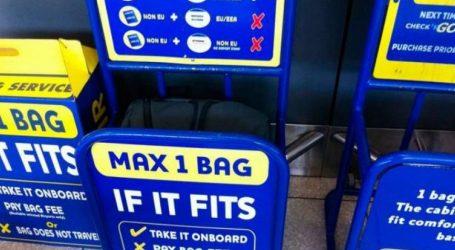 Αλλάζει η πολιτική αποσκευών της Ryanair