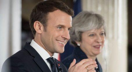 Μακρόν: Κατήγγειλε ως fake news ότι χωρίς συμφωνία για το Brexit oι Βρετανοί θα χρειάζονται βίζα για να μπουν στη Γαλλία