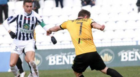 Super League | Επέστρεψε στις νίκες: Απόλλων Σμύρνης-Άρης 1-2