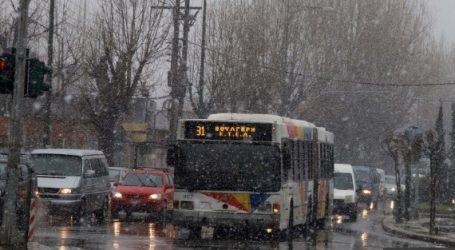 ΟΑΣΘ: Η ασφάλεια εργαζομένων-επιβατών προτεραιότητα στην κακοκαιρία