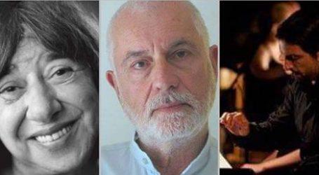 «Αντικατοπτρισμοί» – Η Κατερίνα Αγγελάκη-Ρουκ, ο Γιώργος Δουατζής και ο συνθέτης Γιώργος Βαρσαμάκης αύριο σε μια συνάντηση Ποίησης και Μουσικής