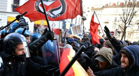 (VID) Ιταλία: Ογκώνεται η αντιφασιστική ενεργοποίηση των πολιτών λίγες μέρες πριν ανοίξουν οι κάλπες